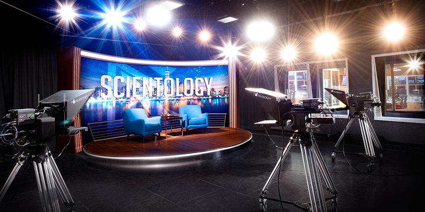 Студия Центра саентологических СМИ