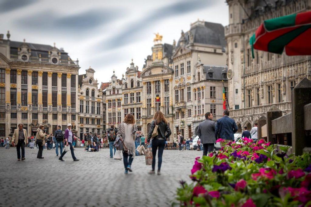 Улица Брюсселя
