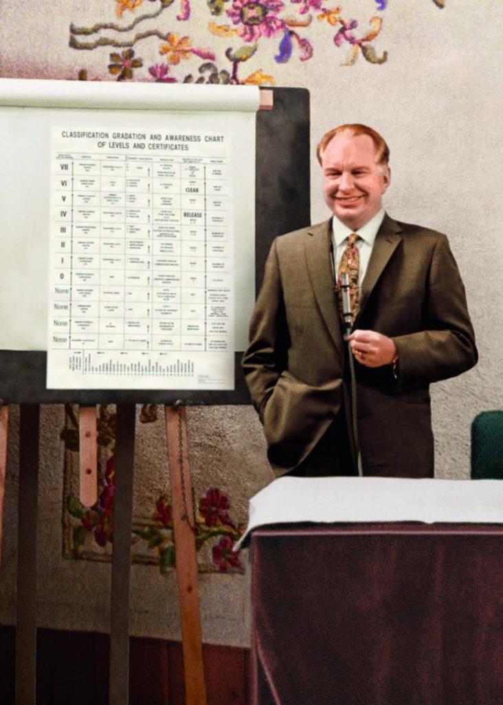 Л. Рон Хаббард отвечает на вопрос «Что такое Саентология»