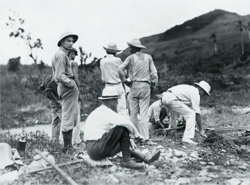 Экспедиция в Пуэрто-Рико