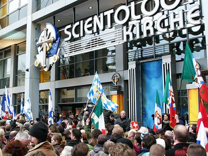 Саентология в Германии