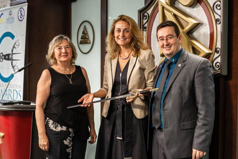 В Испании прокурору вручили награду «За свободу вероисповедания» 2019 года